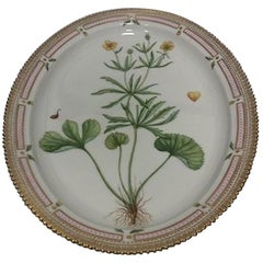 Royal Copenhagen Flora Danica Large Serving platter No 3520