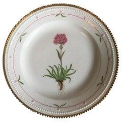 Royal Copenhagen Flora Danica Lunch Plate #735/3550