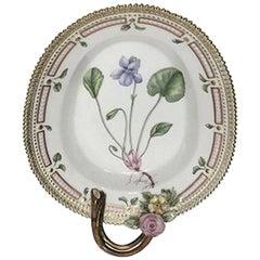 Royal Copenhagen Flora Danica Oval Dish No. 20/3540