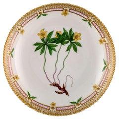 Royal Copenhagen Flora Danica Porcelain Bowl. Model Number 20/3503