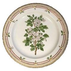 Royal Copenhagen Flora Danica Round Dish No 3524 'Pre 1923'