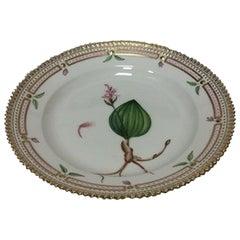 Royal Copenhagen Flora Danica Salad Plate No 20/3573