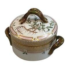 Royal Copenhagen Flora Danica Sugar Bowl #3502 or 156