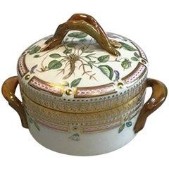 Royal Copenhagen Flora Danica Sugar Bowl No 156 '3502'