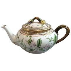 Royal Copenhagen Flora Danica Tea Pot with Lid No. 3631 / 143