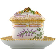 Royal Copenhagen Flora Danica Triangular Cream Cup