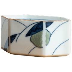 Royal Copenhagen Floreana Small Ceramic Decorative Box