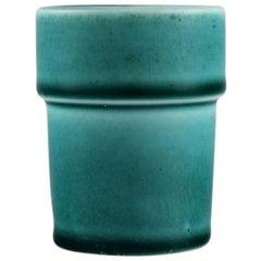 Royal Copenhagen, Rare Miniature Vase in Glazed Ceramics, 1920s
