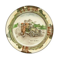 Royal Doulton Motoring Plate, Room for One