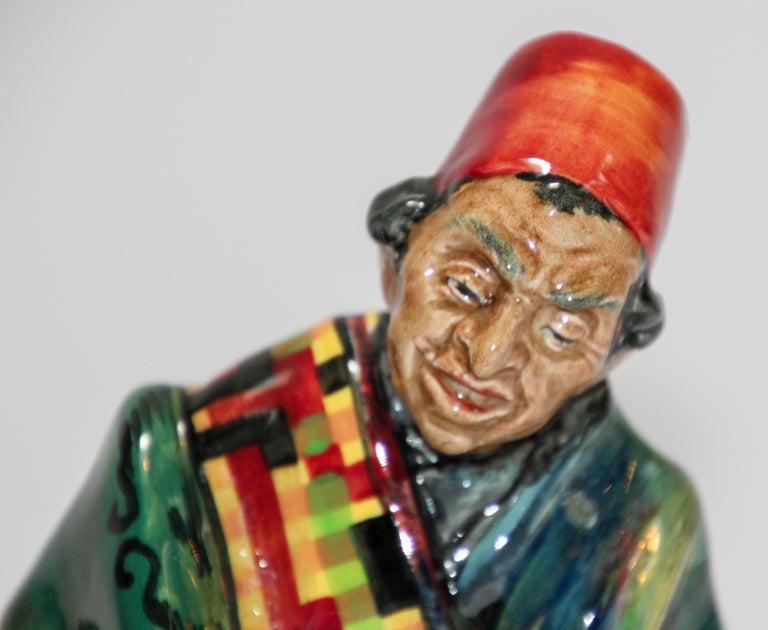 Hand-Painted Royal Doulton