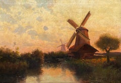 """""""Boston Windmills"""""""