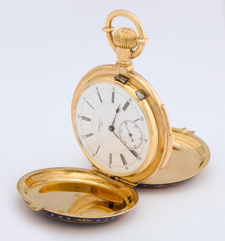 Royal Pocket Watch for Iranian Royalty For Sale 6