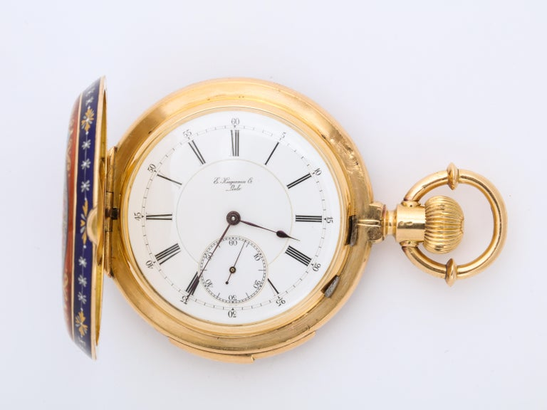 Royal Pocket Watch for Iranian Royalty For Sale 4