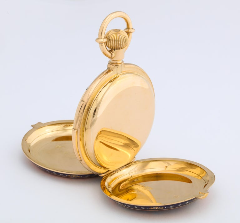 Royal Pocket Watch for Iranian Royalty For Sale 5