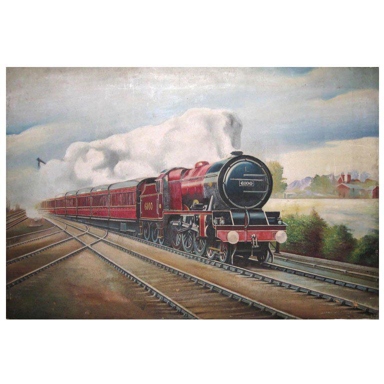 Royal Scot Locomotive