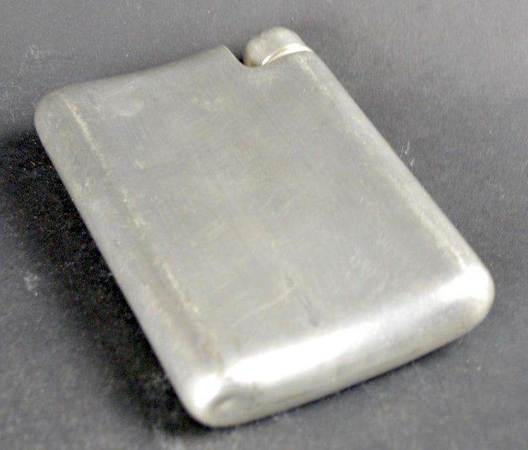 20th Century Royal Selangor Pewter Flask by Erik Magnussen For Sale