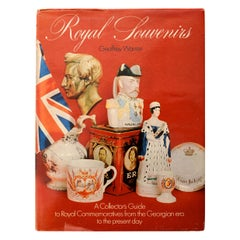 Royal Souvenirs by Geoffrey Warren, 1st Edition
