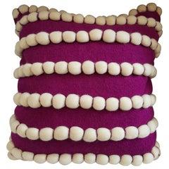 """""""Lido """" Hand Made Pillow"""