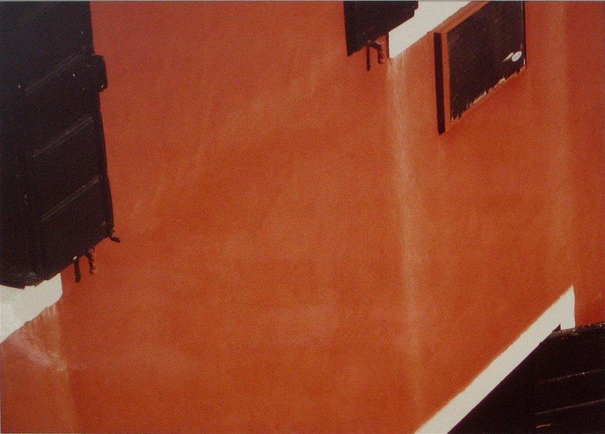 """""""City Art 18"""" 1970s Color Photograph Abstract"""