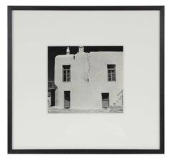 """Mykonos, Greece"" Silver Gelatin Photograph, 1960s"