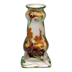 Rozenburg Den Haag Finest Eggshell Porcelain Art Nouveau Vase Van Rossum, 1903