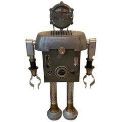 R.R. Robot Sculpture by Bennett Robot Works