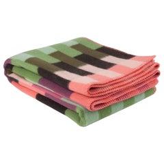 Røros Plaid, Åsmund Bold, Pure New Wool