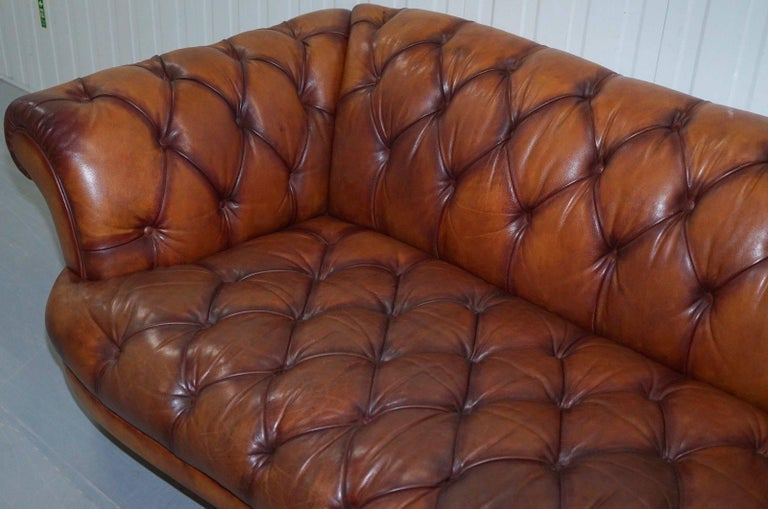 We Are Delighted To Offer For This Lovely Rrp 2399 Tetrad Oskar Aged Brown