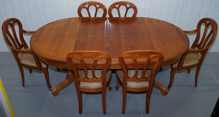Cherrywood Dining Room Tables