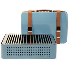 RS-Barcelona Mon Oncle Barbecue in Blue by Mermelada Estudio