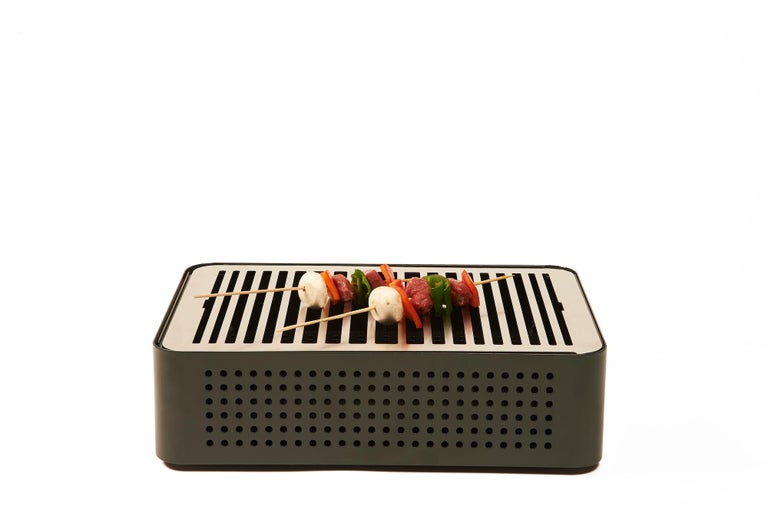 Spanish RS Barcelona Mon Oncle Barbecue in Grey by Mermelada Estudio For Sale