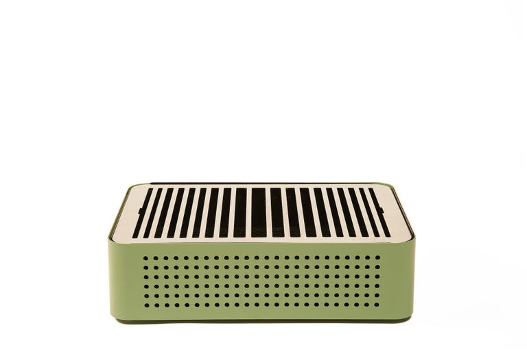 Modern RS-Barcelona Mon Oncle Set of 40 Barbecue in Green by Mermelada Estudio For Sale