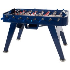 RS-Barcelona RS2 Football Table in Blue Iron by Rafael Rodríguez