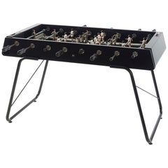 RS-Barcelona RS3 Football Table in Black by Rafael Rodríguez