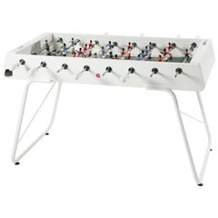 RS-Barcelona RS3 Football Table in White by Rafael Rodríguez