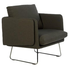 RS-Barcelona Spongy Armchair in Dark Taupe by Stone Designs