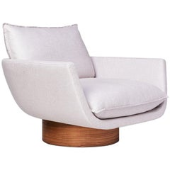Rua Ipanema Lounge Chair by Yabu Pushelberg with COM or COL