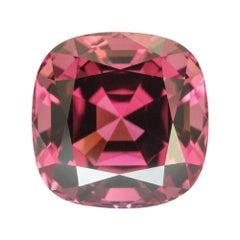 Rubellite Tourmaline Ring Gem 6.40 Carat Loose Unset Gemstone