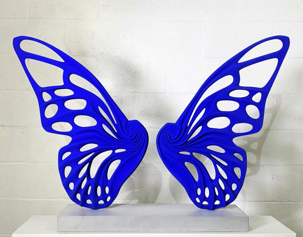Dream Machine, Matte Blue
