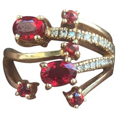 Ruby and Diamond Ring, Ben Dannie