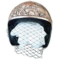 """Ruby"" Helmet for Christian Dior"