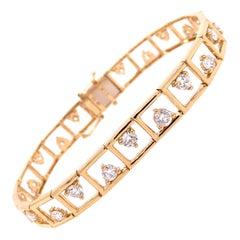 Ruchi New York Diamond Bracelet