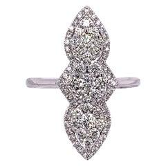 Ruchi New York Diamond Ring