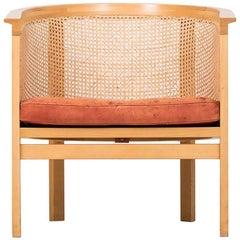 Rud Thygesen & Johnny Sørensen Easy Chair Model 7701 by Botium in Denmark