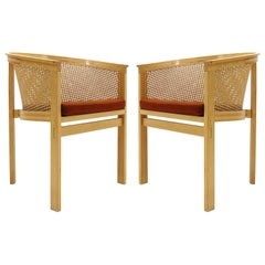 Rud Thygesen & Johnny Sørensen Model 7703 King Series Armchairs