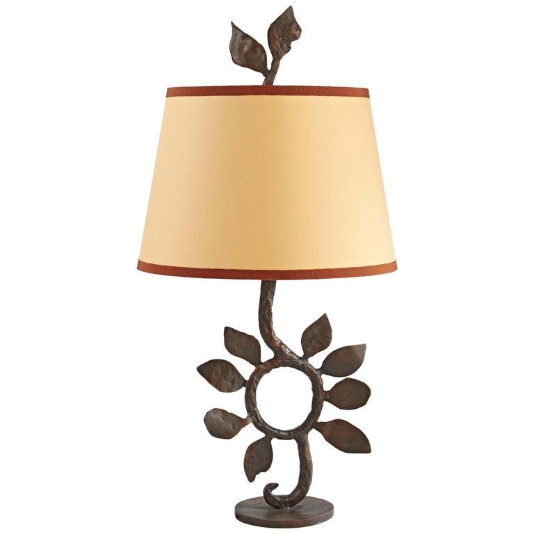 """Rudbeckia"" Lamp, Elizabeth Garouste Limited Edition For Sale"