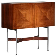 Rudolf Glatzel Bar Cabinet for Fristho, Netherlands, 1950s