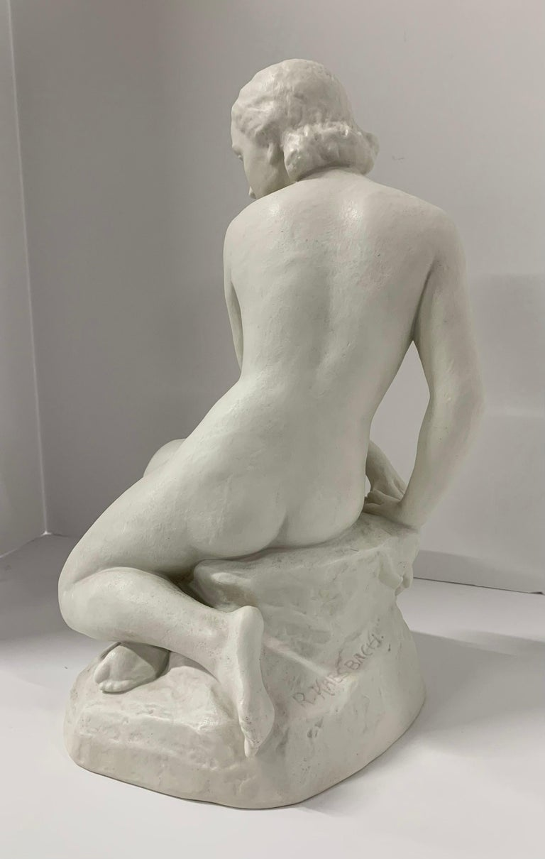 Rudolf Kaesbach Nude for Rosenthal For Sale 3