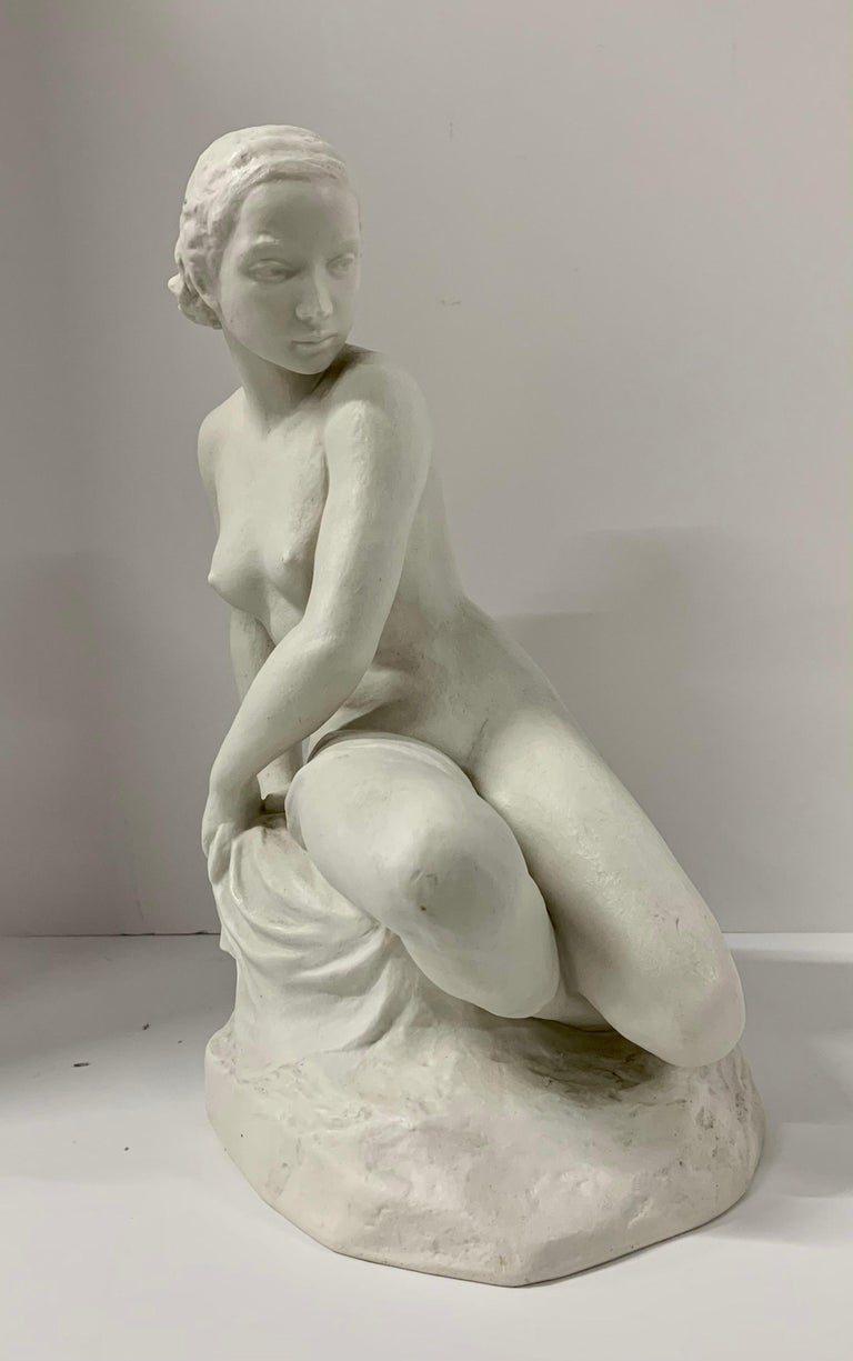 Rudolf Kaesbach Nude for Rosenthal For Sale 1