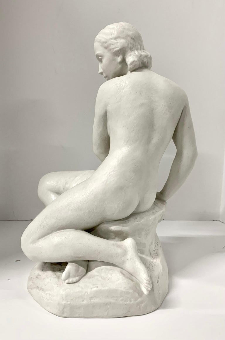 Rudolf Kaesbach Nude for Rosenthal For Sale 2